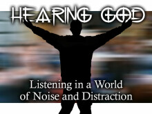 Hearing God in Word and Sacrament
